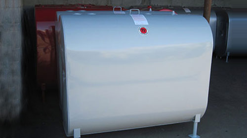 Oil Tanks | North Island Heating | Comox Valley, Vancouver